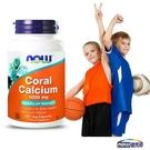 珊瑚鈣 (100顆/瓶)-NOW健而婷...