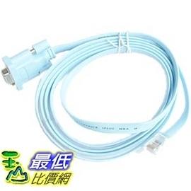 _B@[玉山最低比價網]  CISCO 產品系列適用Console 線 DB9轉RJ45 Console Cable(12264_Y00a)