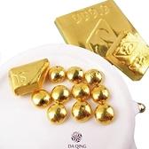 【南紡購物中心】DA QING大慶珠寶 - 純金黃金 小金塊 1錢重