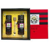 【養蜂人家】黃金流蜜禮盒禮盒-優選Taiwan特產蜂蜜(2瓶)(蛋糕/蜂蜜/花粉/蜂王乳/蜂膠/蜂產品專賣)