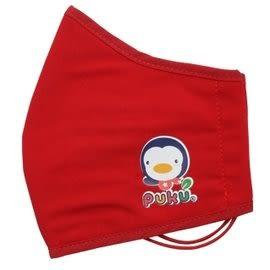 藍色企鵝 PUKU卡哇依口罩(L)