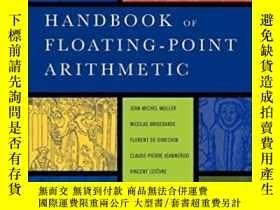 二手書博民逛書店Handbook罕見Of Floating-point Arithmetic-浮點運算手冊Y436638 Je