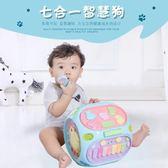 兒童玩具 春天寶寶嬰兒玩具鼓益智寶寶音樂手拍鼓6-8-12個月拍拍鼓0-1歲 JD【韓國時尚週】