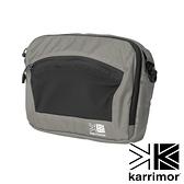 【karrimor】Trek carry front bag多用途胸前包 3L『銀』53614TCFB 戶外 休閒 運動 背包 腰包 收納包