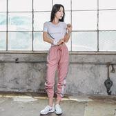 瑜伽健身服女夏新款網紅專業跑步速干衣健身房運動套裝 618降價