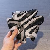 兒童鞋子春秋新款男童女童運動鞋透氣網面休閒鞋夏季小孩子跑步鞋 幸福第一站