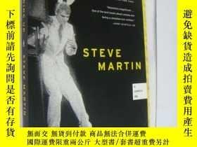 二手書博民逛書店STEVE罕見MARTIN:BRON STANDING UP (