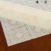 歐式餐桌巾防水防油防燙免洗軟玻璃PVC臺布-4223