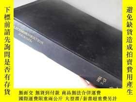 二手書博民逛書店Telecommunications罕見Journal1991年