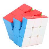 魔方 益智魔方教室不等邊魔方 順滑初學異形三階學生兒童益智玩具