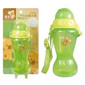 喜多 幼童水壺 運動型-藍/綠/橘(410ml)【愛買】