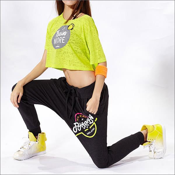 印花熱力哈倫褲 TA624- 百貨專櫃品牌 TOUCH AERO 瑜珈服有氧服韻律服