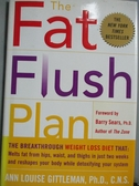 【書寶二手書T5/原文小說_ZBW】The Fat Flush Plan_Gittleman, Ann Louise