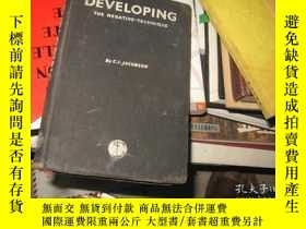 二手書博民逛書店DEVELOOING罕見THE N-TECHNIQUE 私藏Y9