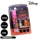 DISNEY 迪士尼保濕香氛護唇膏(小姐與流氓-杏桃香)★funbox★SHO-BI_SB04685