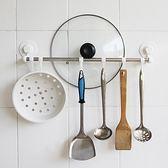 618好康鉅惠 廚房強力無痕壁掛防水粘鉤免釘長掛衣鉤子