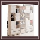 【多瓦娜】納維斯2.7尺書櫥 21057-880002