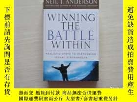 二手書博民逛書店Winning罕見the Battle Within 396Y1