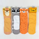 《DKGP423-426》兒童立體動物造型長襪 13-18CM 一組兩雙