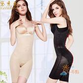 塑身衣超薄款無痕塑形內衣服連體收腹束腰燃脂美體產后減肚子加強版全館免運