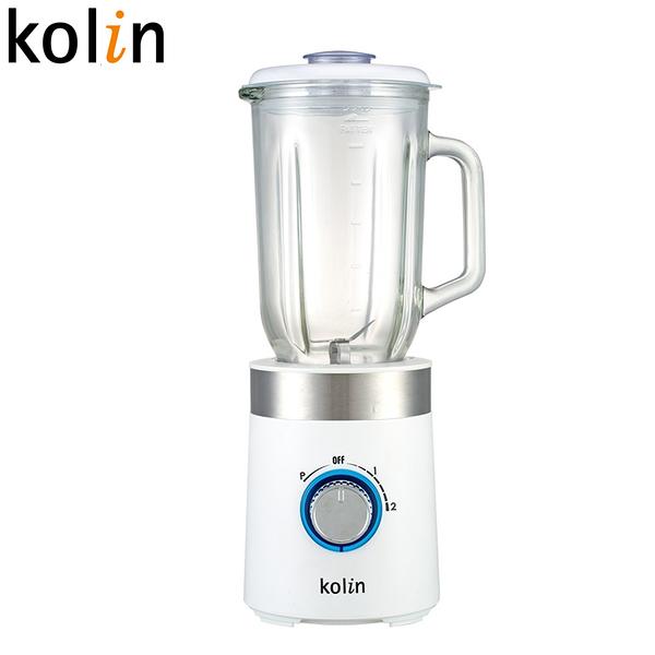 Kolin歌林 1.2L玻璃冰沙果汁機 KJE-MN123