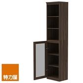 組 -特力屋萊特 組合式書櫃 深木櫃/深木層板4入/深玻門1入 40x30x174.2cm
