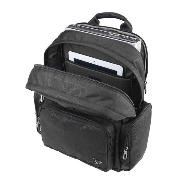 SUMDEX  15.6 吋+平板雙科技電腦後背包NON-526BK