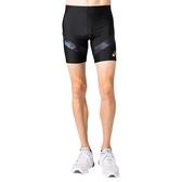 Asics 亞瑟士 [2091A160-001] 男 緊身褲 五分 田徑 運動 高彈 日本版型 黑金