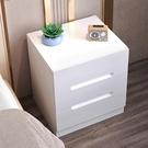 床頭櫃 床頭櫃簡約現代迷你小型置物架簡易收納小櫃子臥室床邊儲物櫃北歐 2021新款