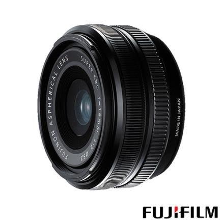 現貨 台南 晶豪野 FUJIFILM 富士XF 18MM F2 R定焦 餅乾鏡頭 公司貨 適用XT1 XA1 XA2