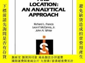 二手書博民逛書店Facility罕見Layout And Location: An Analytical Approach (2n