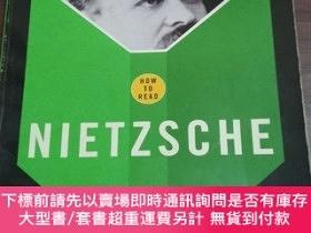 二手書博民逛書店英文原版罕見How To Read NietzscheY364269 K Pearson 出版2005