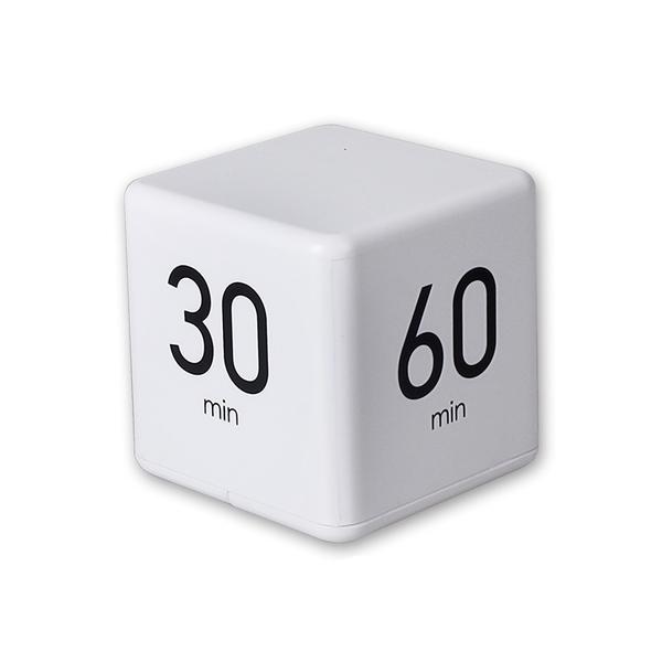 立方翻轉計時器 重力感應一翻即計時 定時器 倒數計時器 電子計時器【ZA0211】《約翰家庭百貨