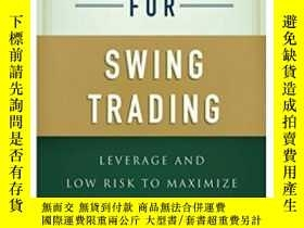 二手書博民逛書店Options罕見For Swing Trading: Leverage And Low Risk To Maxi