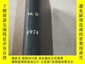 二手書博民逛書店organometallc罕見compounds Vol.24