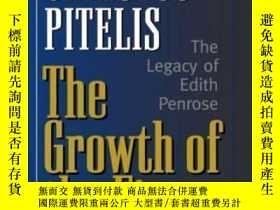 二手書博民逛書店【罕見】2002年 The Growth Of The Firm