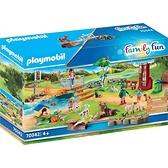playmobil 動物園-可愛動物區_PM70342
