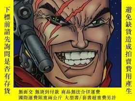 二手書博民逛書店How罕見to Draw Comic Book Bad Guys