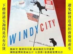 二手書博民逛書店WINDY罕見CITY SCOTT SIMON---風城斯科特·