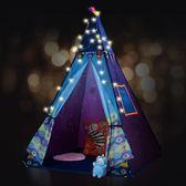 聖誕節狂歡 印第安兒童室內帳篷游戲屋玩具寶寶公主女孩屋嬰兒房