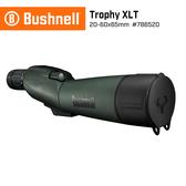 【美國 Bushnell 倍視能】Trophy XLT 錦標系列 20-60x65mm 專業級賞鳥型單筒望遠鏡 #786520 (公司貨)