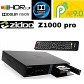 ZIDOO 芝杜 Z1000 PRO 4K UHD多媒體播放機 全新公司貨~免運