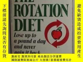 二手書博民逛書店【英語】英文原版書《罕見The Rotation Diet 》