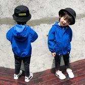 新年大促兒童男小童秋冬裝加厚加棉外套風衣男寶寶沖鋒衣潮韓男孩洋氣外套 森活雜貨
