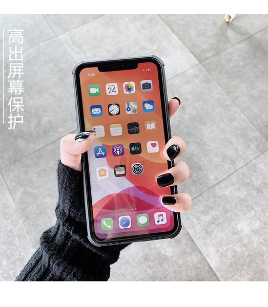 大頭狗狗 iPhone SE2 XS Max XR i7 i8 plus 浮雕手機殼 史努比家族 保護鏡頭 全包蠶絲 四角加厚