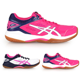 ASICS GEL-COURT HUNTER 女羽球鞋-2E(免運 寬楦 亞瑟士≡排汗專家≡
