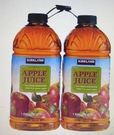 [COSCO代購] W158996 KS 鮮榨蘋果汁 每瓶3.79公升X2入(3組)