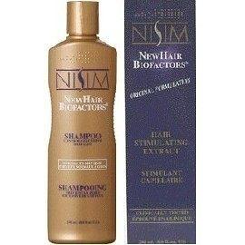 NISIM去油脂洗髮精+刺激精華素240ml【TwinS伯澄】
