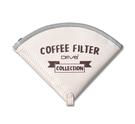 金時代書香咖啡 Driver 濾紙收納包 - 米白色 DRB-20323-WH