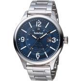 Timberland時光之旅時尚潮流腕錶 TBL.14645JS/03M